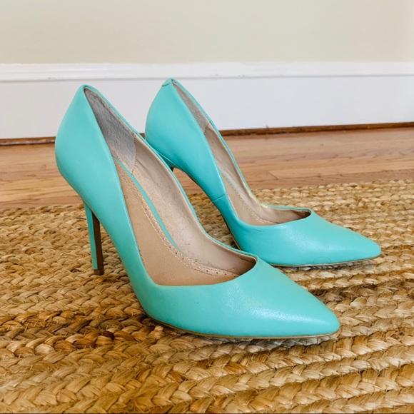 42c41b952d21 Charles David Shoes - Charles by Charles David Tiffany blue pumps